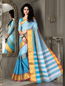 Casual Cotton Silk Saree
