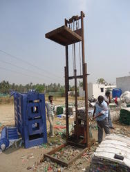 Hydraulic Lifting Machine