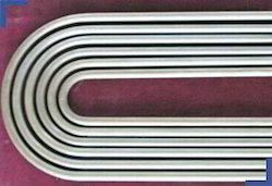 Stainless Steel 304H Welded U Tubes