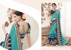 Casual Wear Ladies Saree