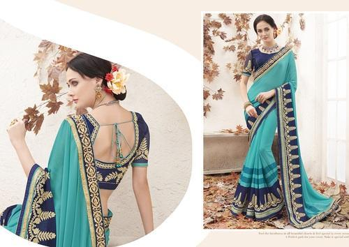 Casual Wear Ladies Saree