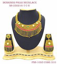 Jhalare Necklace Set