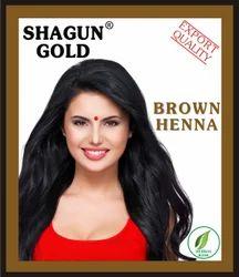 Brown Mehandi