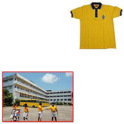 Uniform T Shirt for School