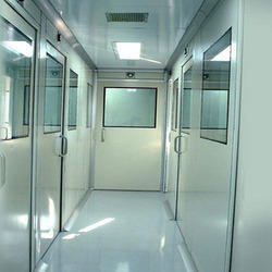 Pre-Fabricated Modular Clean Room Panels