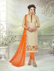 Casual Wear Cotton Suit