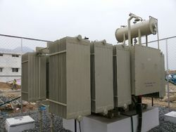 Oil Cooled Power Transformers