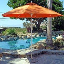Round Umbrella