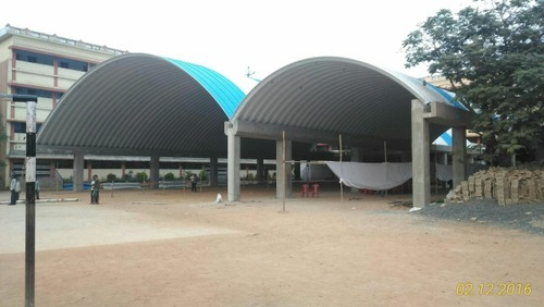 Industrial Roofing System Trussless Roofing Manufacturer