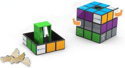 Rubiks Pencil Sharpener