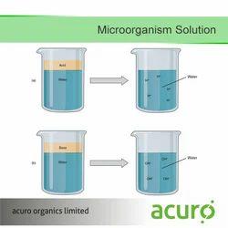 Microorganism Solution