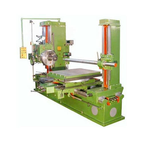 Automatic Horizontal Boring Machine