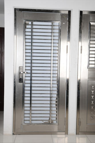 Stainless Steel Door Stainless Steel Front Door