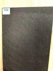 Embossed Black PP Board