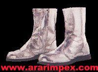 Aluminized Shoes