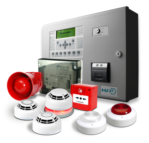 Electronic Security System X on Smoke Detector Wiring Diagram