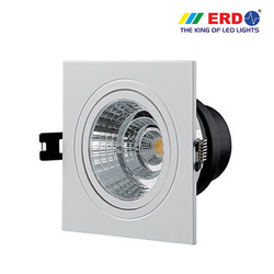 5W LED COB Square Spotlight