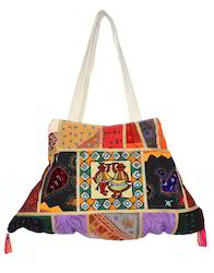 Rajasthani Patchwork Clutches