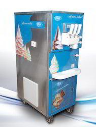 Ripple Softy Ice Cream Machine