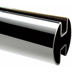 Stainless Steel Double Slot Pipes