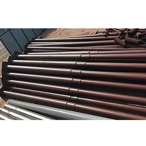 Steel Tubular Swaged Poles