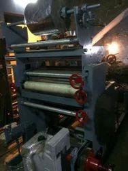 Silver Paper Lamination Machine