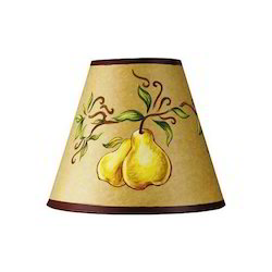 hand made paper lamp shade