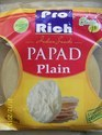 Crispy Appalam Papad