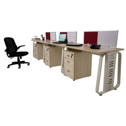 Open Desking Metal Office Workstations