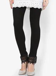 Girls Lace Legging