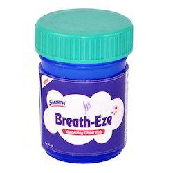 Breath-Eze Vaporizing Chest Rub 0.88 Oz (25g)