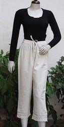 Cotton Flex Ladies Palazzo