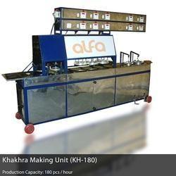 Semi Automatic Khakhra Making Machine