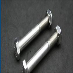 Hastelloy Steel Bolt
