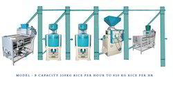 Mini Rice Mill Plant Model 'B'