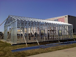 peb steel structure construction service