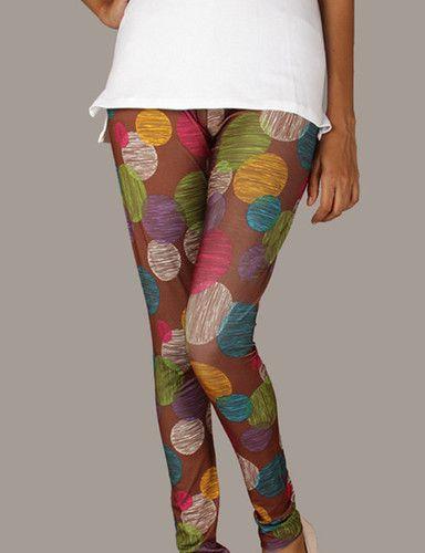Multi Colour Legging