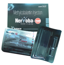 Methylcobalamin 2500 mcg Injection