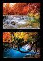 Natural Waterfall 3D Wallpaper