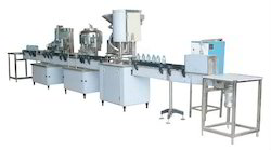 Mineral Water Packaging Line