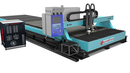 CNC Oxy Plasma Cutting Machine