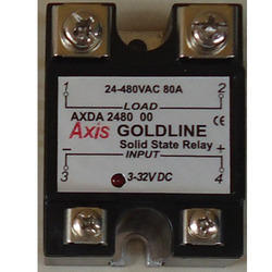 AXIS 80 A Solid State Relay