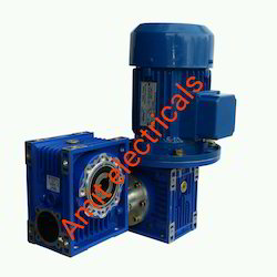 Double Reduction Worm Gear Motor