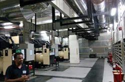 Acoustic Treatment For Multiple DG Sets