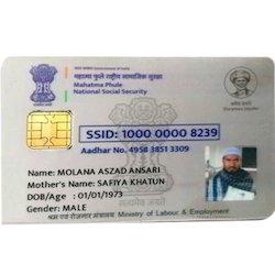 Labor Card Printing Service