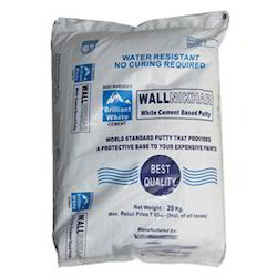 birla white putty Owing to its constant r&d efforts and technology updations, jk white cement  launched a value added product in 2002 jk wall putty is a white cement based.