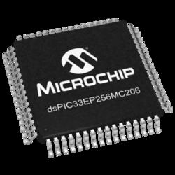 dsPIC33EP256MC206T-I/PT