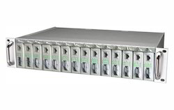 14 Slots Ethernet Media Converter Rack