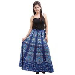 Online Magic Wrap Skirt