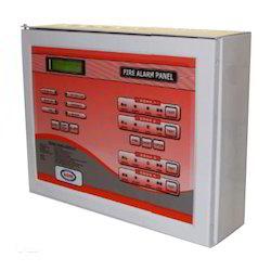 4 Zone Fire Alarm Panel